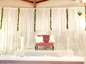 Winter elegance wedding 1