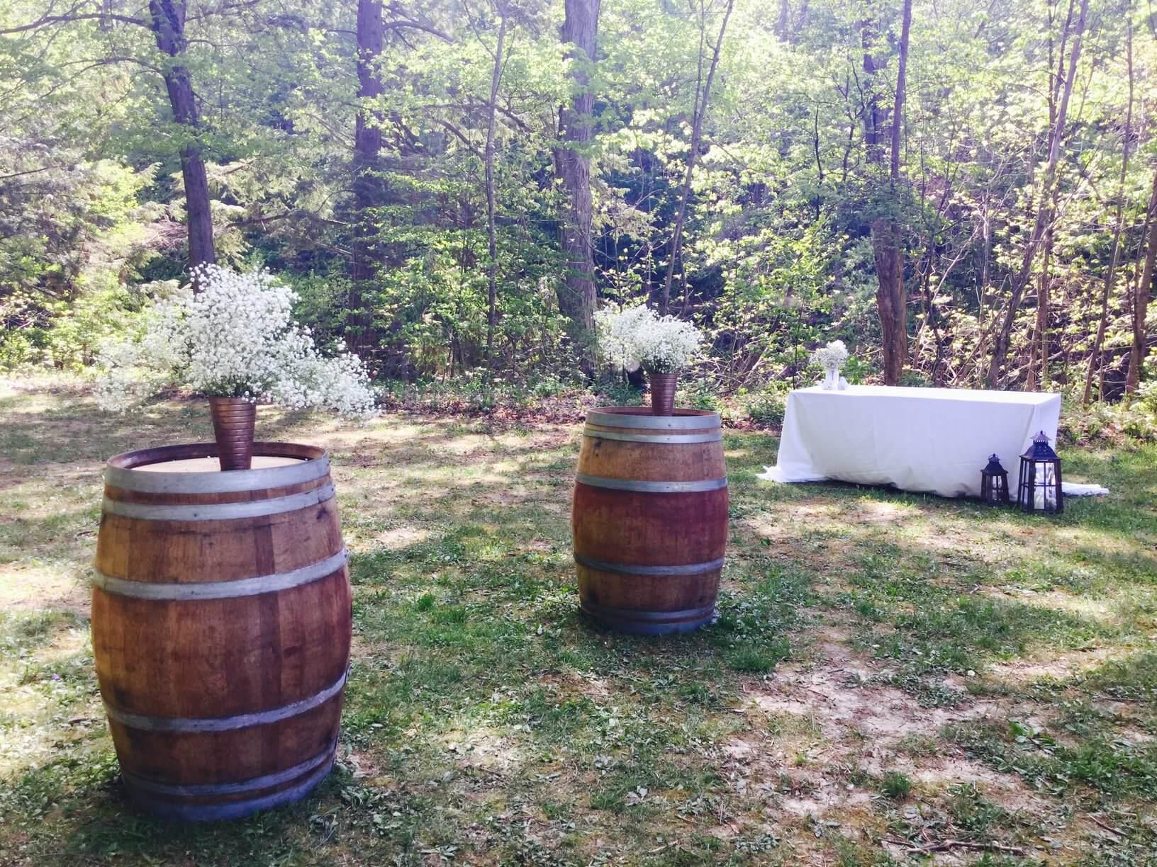 Joani Wedding decor